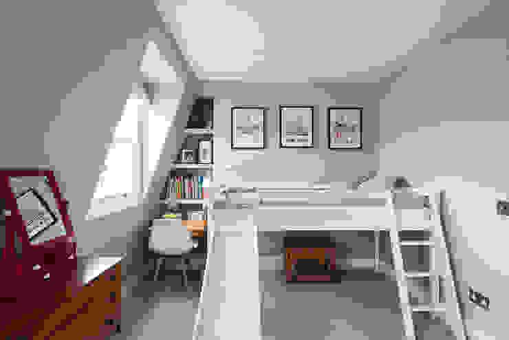 Ifield Road, Kensington Grand Design London Ltd Camera da letto moderna