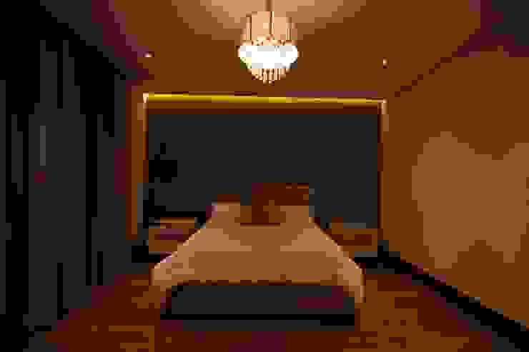 Diseño Recamara Dormitorios modernos de Toyka Arquitectura Moderno Madera Acabado en madera