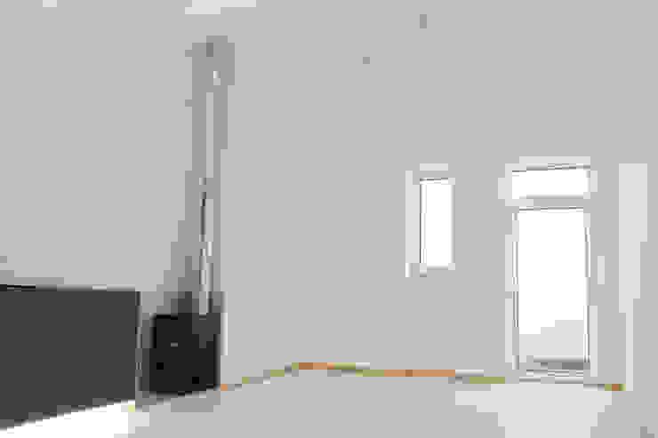 Casa do Justiçado GRAU.ZERO Arquitectura Salas de jantar minimalistas