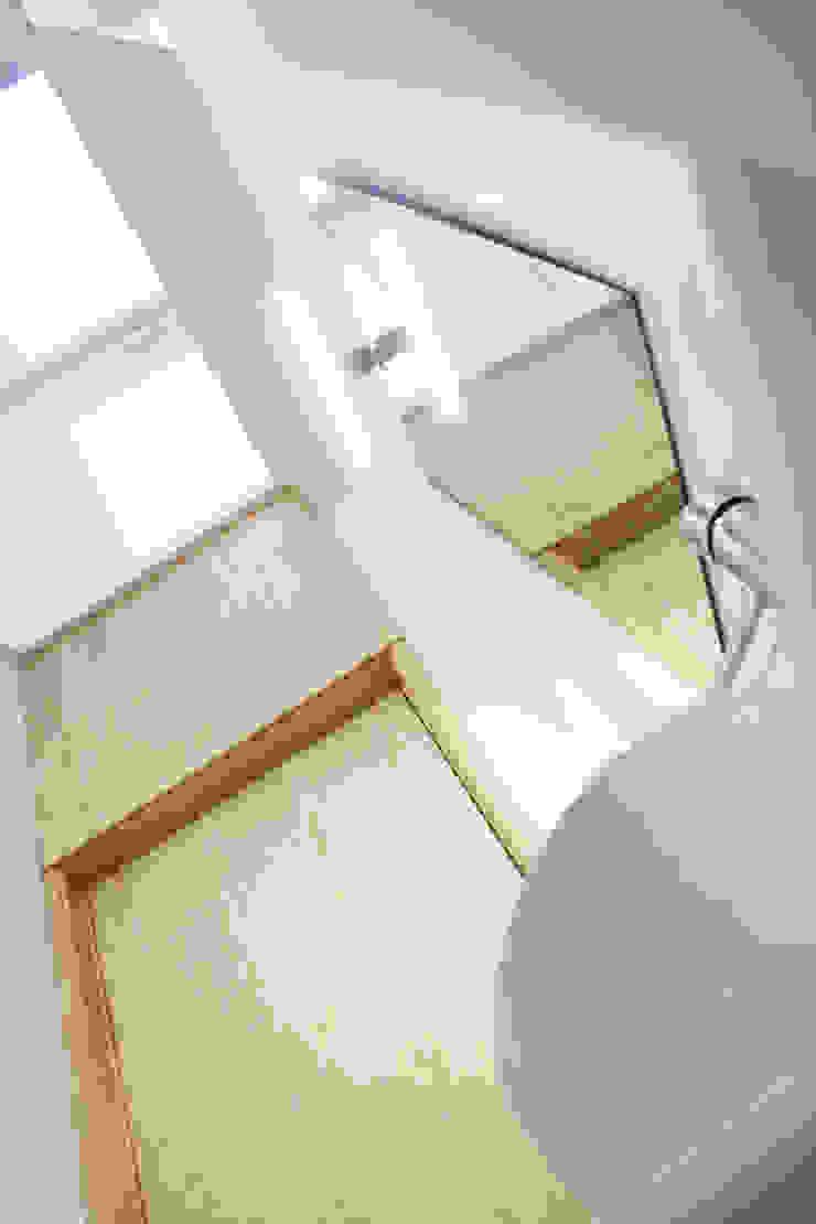 Casa do Justiçado GRAU.ZERO Arquitectura Casas de banho minimalistas