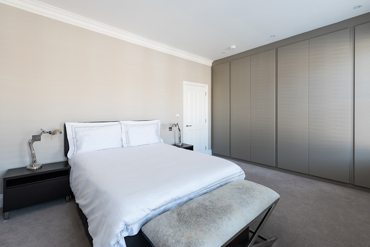 Disraeli Road, Putney Grand Design London Ltd Modern style bedroom