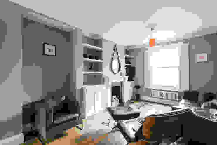 Oliphant Street, Queen's Park Grand Design London Ltd Salon moderne