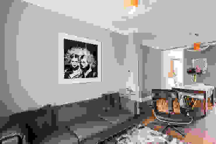 Oliphant Street, Queen's Park Grand Design London Ltd Living room