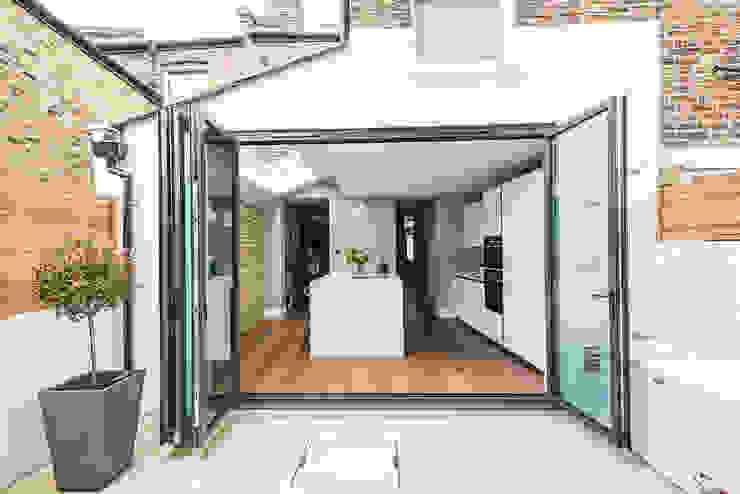 Oliphant Street, Queen's Park Grand Design London Ltd Fenêtres & Portes modernes