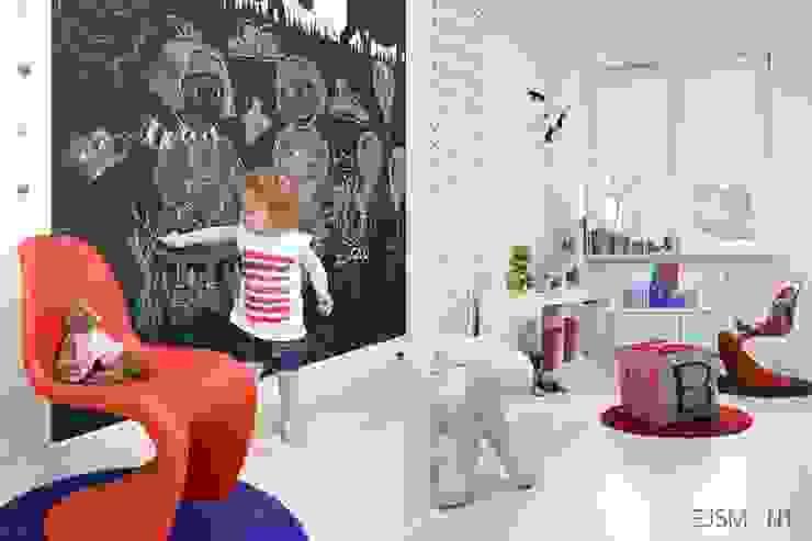 Modern nursery/kids room by Ejsmont - pracowania architektoniczna Modern