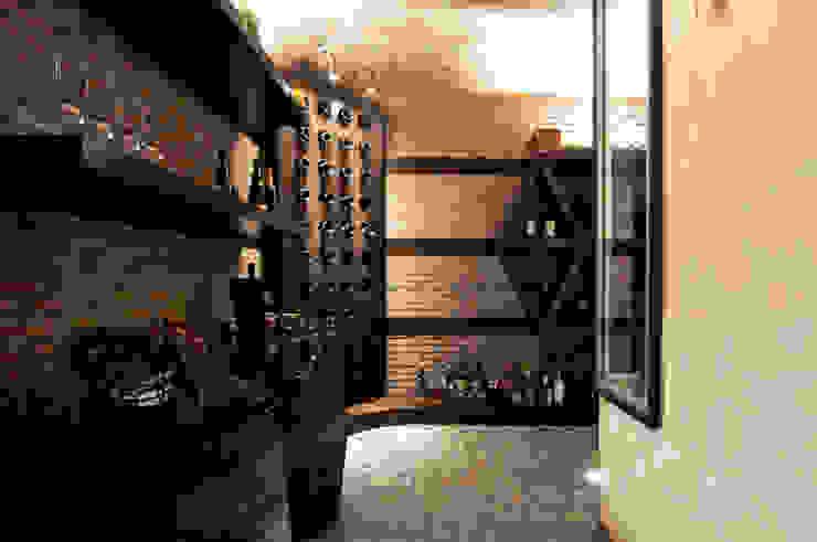 DORIArchitetti Wine cellar