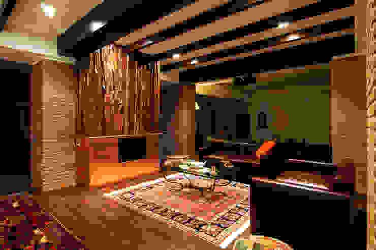 Modern living room by DORIArchitetti Modern