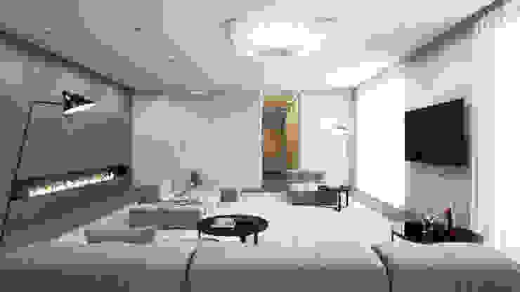 by Ejsmont - pracowania architektoniczna Modern