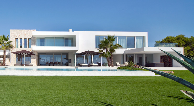 Casas mediterráneas de jle architekten Mediterráneo