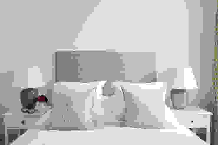 Hillgate Place, Notting Hill Chambre minimaliste par Grand Design London Ltd Minimaliste
