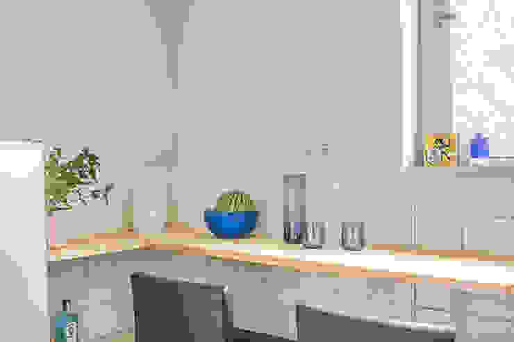 Dapur Gaya Skandinavia Oleh Berlin Interior Design Skandinavia