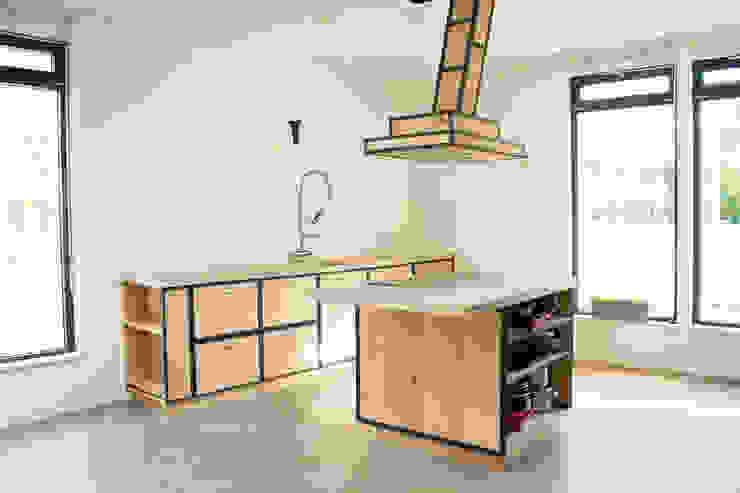 Nieuwoudkeuken van studio elmo vermijs