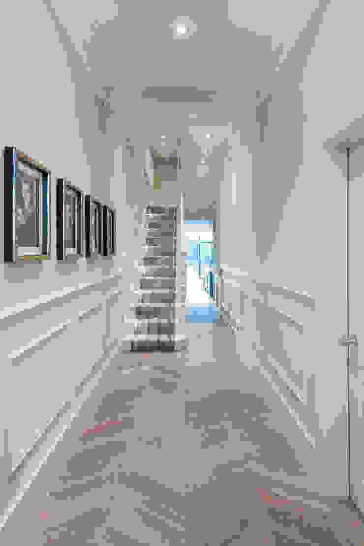 Dorlcote Road, Wandsworth Grand Design London Ltd Couloir, entrée, escaliers classiques