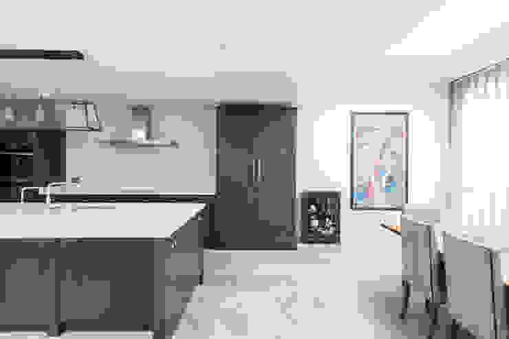Dorlcote Road, Wandsworth Grand Design London Ltd Cuisine moderne