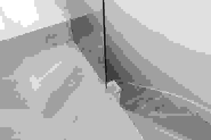 Dorlcote Road, Wandsworth Grand Design London Ltd Couloir, entrée, escaliers modernes