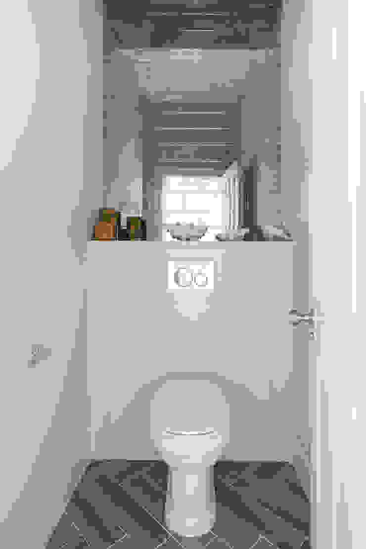 Dorlcote Road, Wandsworth Grand Design London Ltd Salle de bain moderne