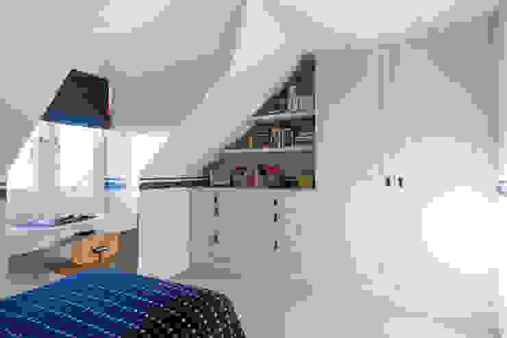 Dorlcote Road, Wandsworth Grand Design London Ltd Kamar Tidur Modern