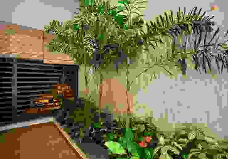 Simple Balcony Garden Design Ideas For Indian Homes