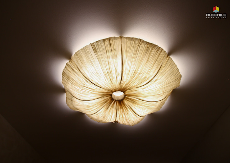 LIGHTING Modern walls & floors by homify Modern