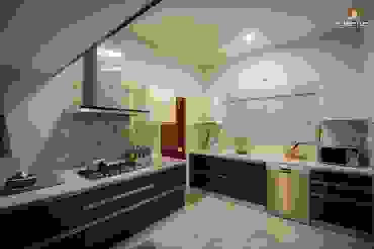 KITCHEN Modern kitchen by homify Modern Marble