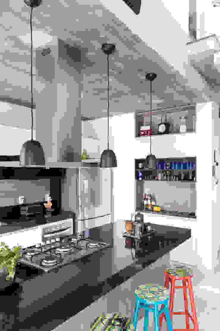 Casa Rio das Contas 151 office Arquitetura LTDA Cozinhas modernas