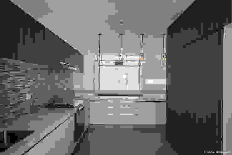 Casa Contadero Cocinas modernas de CANOCANELA arquitectura Moderno