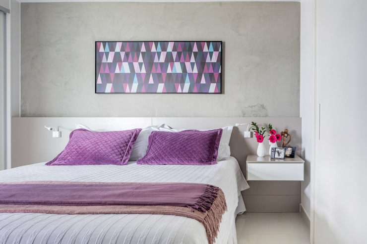 Modern style bedroom by Carpaneda & Nasr Modern
