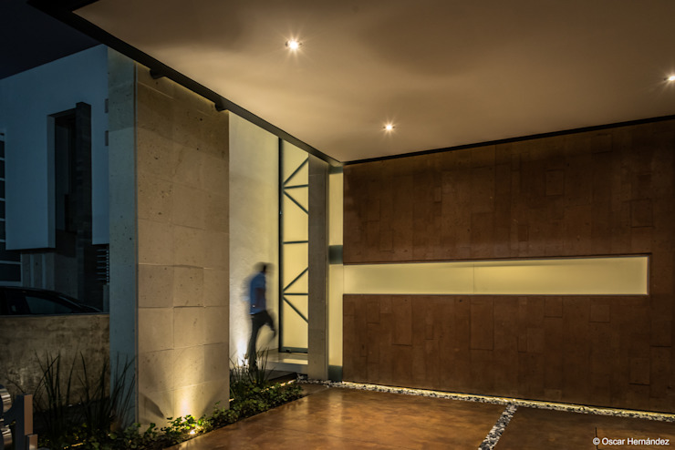Casa Contadero Casas modernas de CANOCANELA arquitectura Moderno