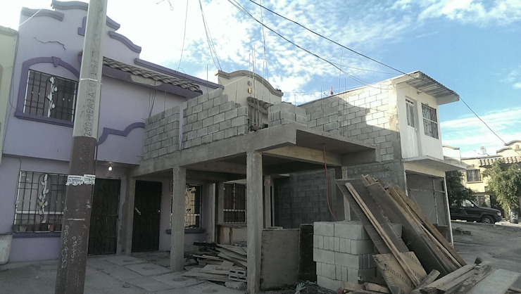 Lentz Arquitectura Diseño y Construcción Casas modernas: Ideas, diseños y decoración Concreto reforzado