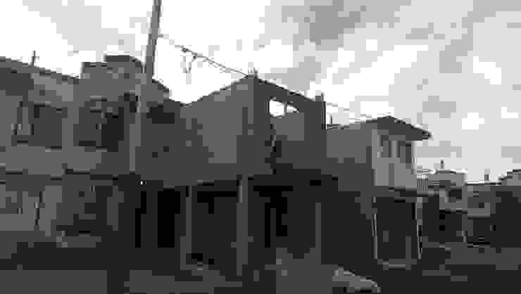 Modern Houses by Lentz Arquitectura Diseño y Construcción Modern Reinforced concrete