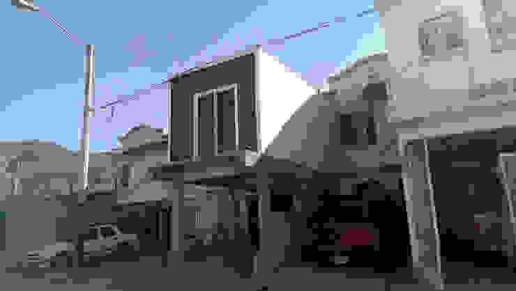 Lentz Arquitectura Diseño y Construcción Nhà Bê tông cốt thép