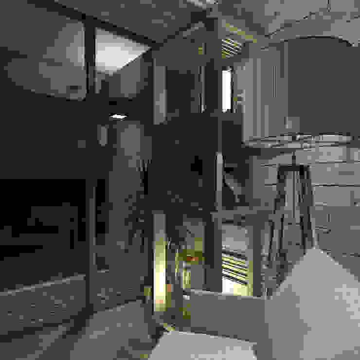 Nhà kính phong cách tối giản bởi CHM architect Tối giản