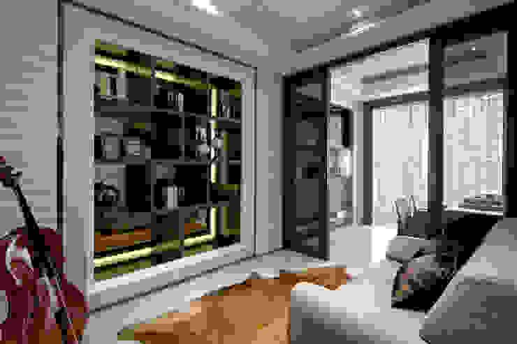 窗簾 / 窗紗 敦閣織品股份有限公司 Asian style living room