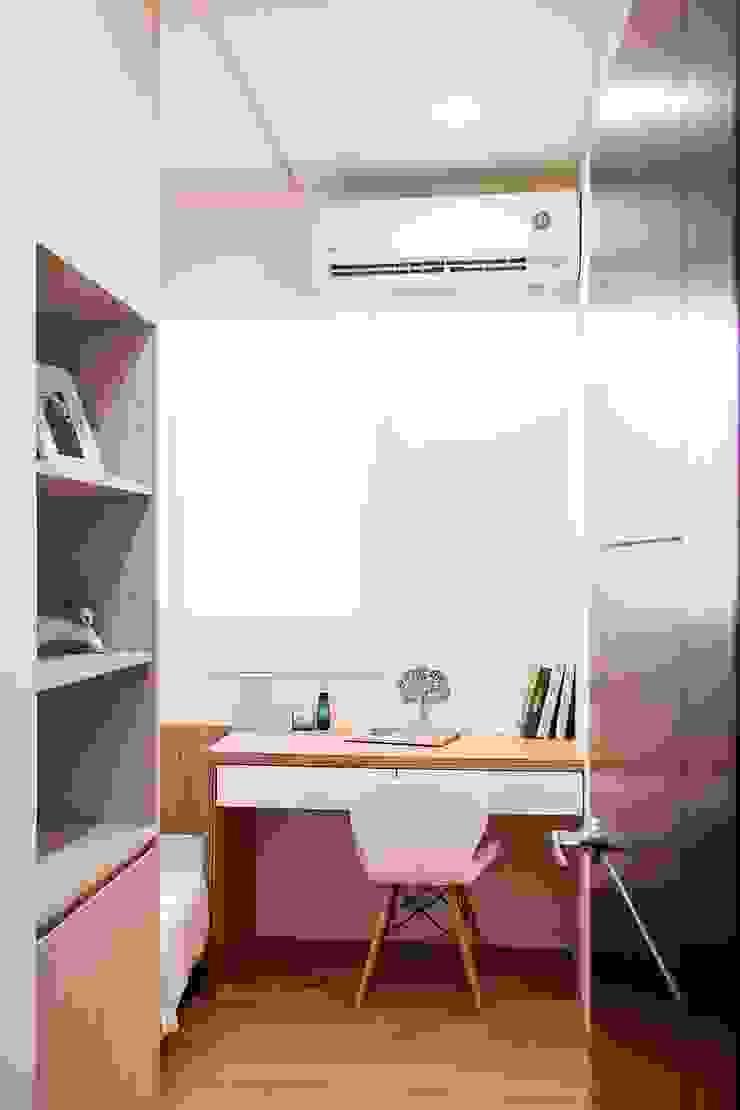 侑信仁和2C 實品屋 根據 栩 室內設計 現代風