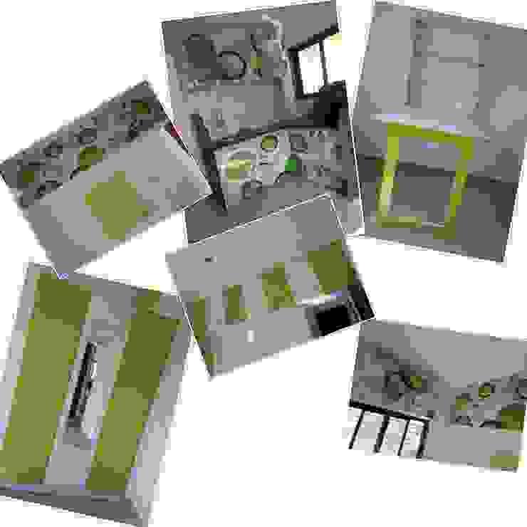 PROJECT- Bhagur, Nasik...: modern  by 'ONI' KITCHEN TROLEY'S ,Modern Plywood