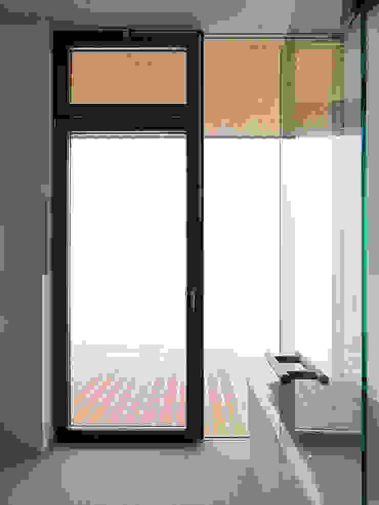 Backraum Architektur Kamar Mandi Modern