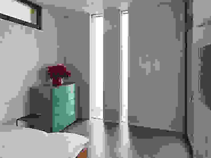 Backraum Architektur Kamar Tidur Modern