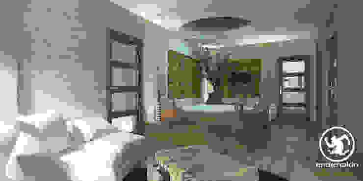 Erden Ekin Design – Spa:  tarz Spa,