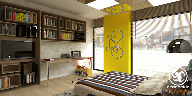 Erden Ekin Design Nursery/kid's room