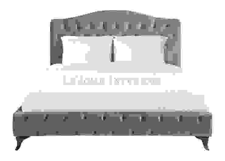 Кровать B011 от LeHome Interiors Классический Дерево Эффект древесины