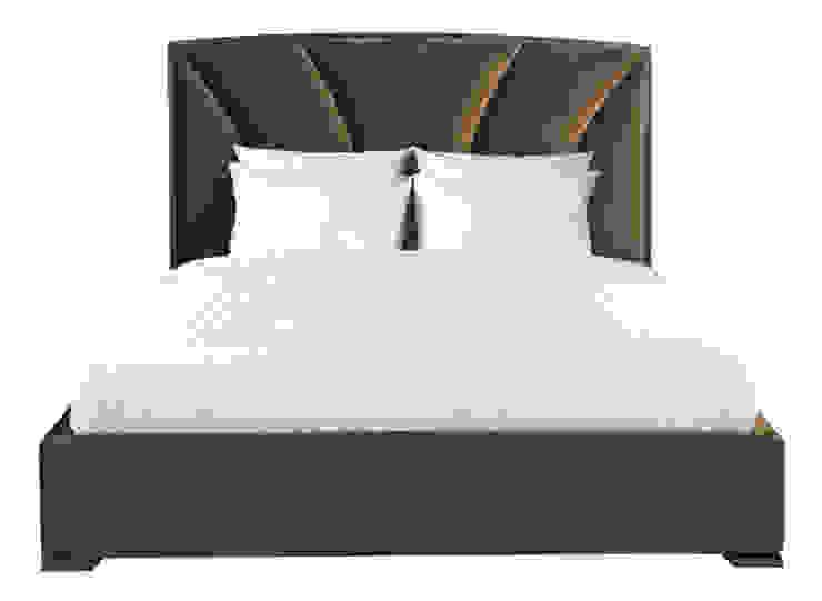Кровать B012 от LeHome Interiors Классический Дерево Эффект древесины