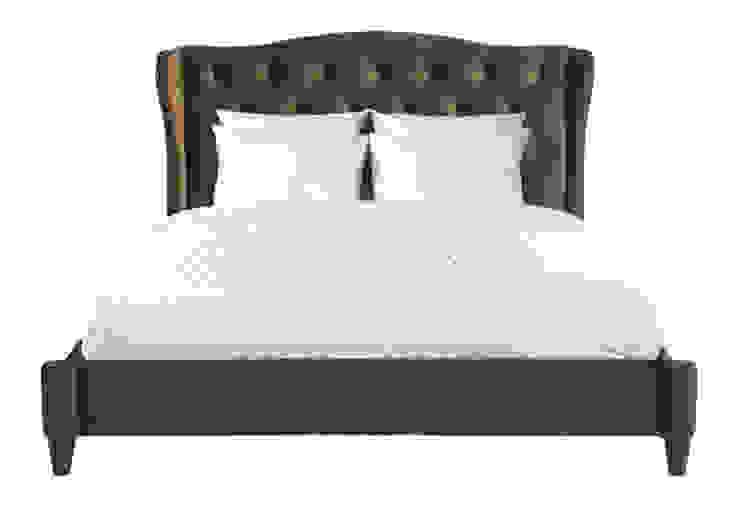 Кровать B013 от LeHome Interiors Классический Дерево Эффект древесины