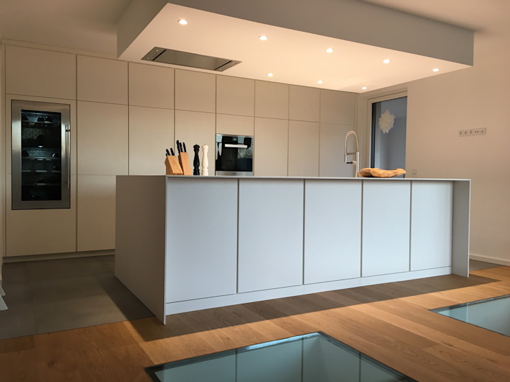 Kitchen by GERBER Ingenieure GmbH