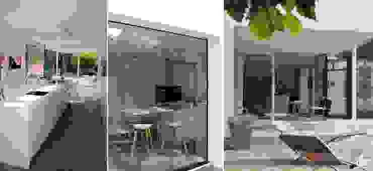 Project SV Moderne eetkamers van ARD Architecten Modern