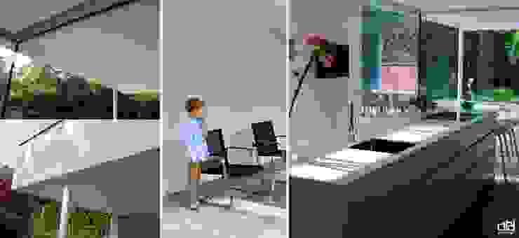Project SV Moderne studeerkamer van ARD Architecten Modern