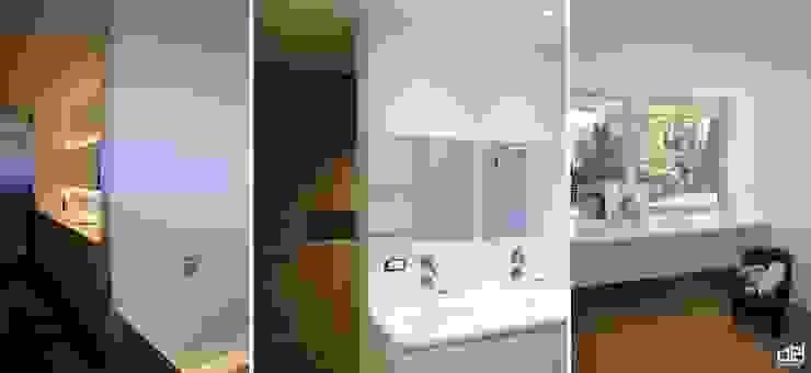 Project JI Moderne badkamers van ARD Architecten Modern