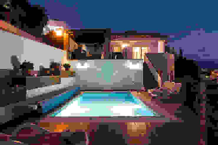 Piscina Piletas mediterráneas de Home & Haus | Home Staging & Fotografía Mediterráneo