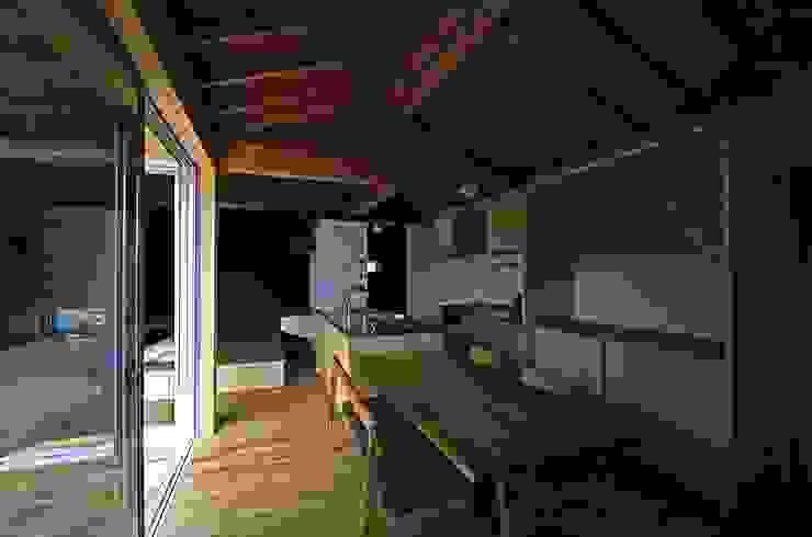 岡本和樹建築設計事務所 ห้องครัว