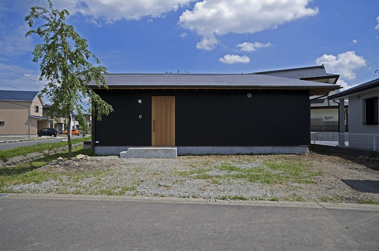 岡本和樹建築設計事務所 Case moderne