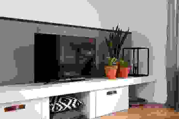 Ontwerp tv-programma 'Alles over wonen' van Atelier09 Industrieel